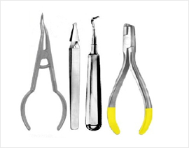 ORTHODONTICS INSTRUMENTS